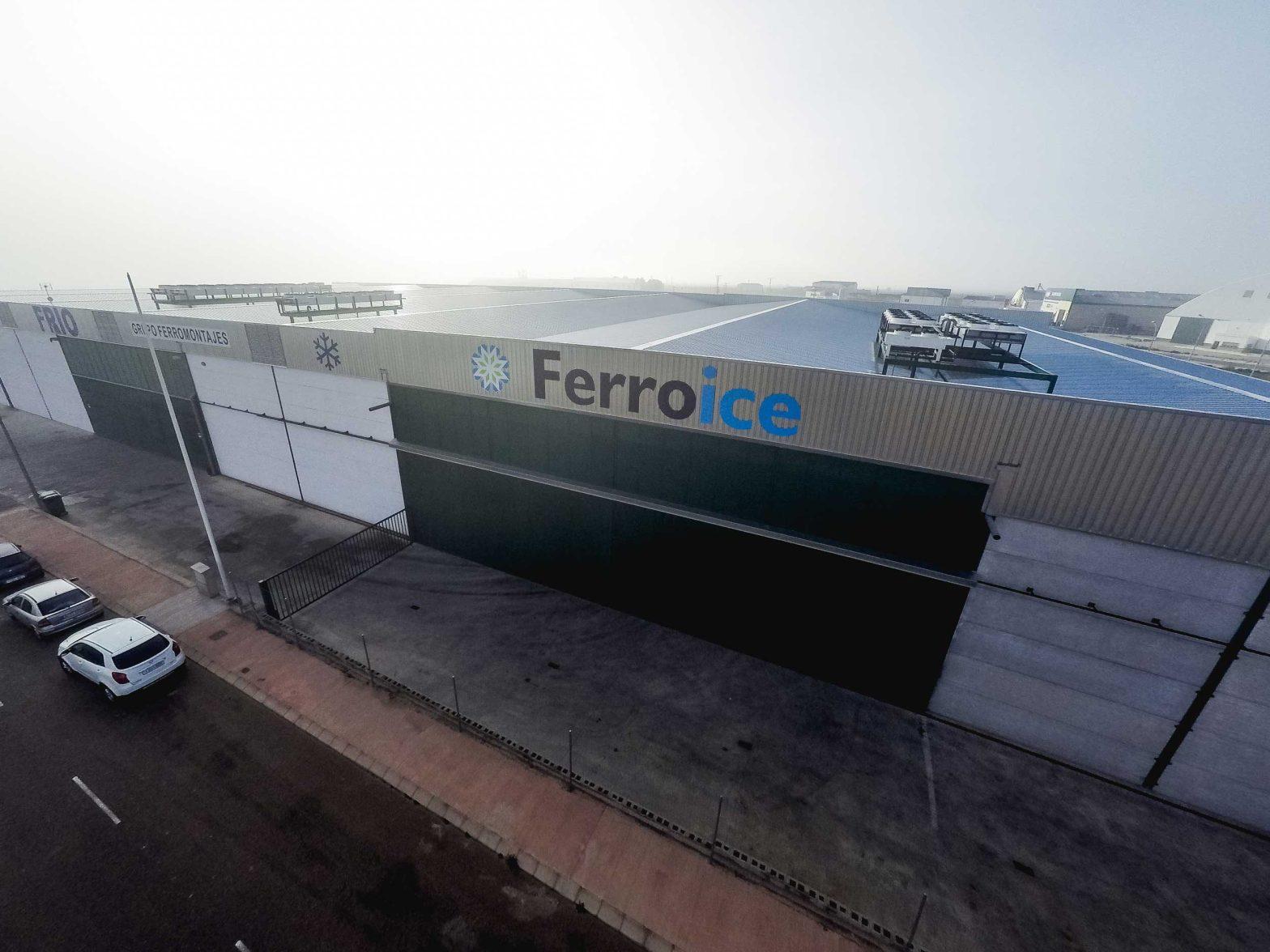 FERRO ICE - Corporativo Empresa